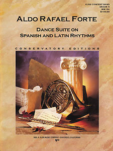 Dance Suite on Spanish and Latin Rhythms