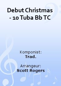 Debut Christmas - 10 Tuba Bb TC