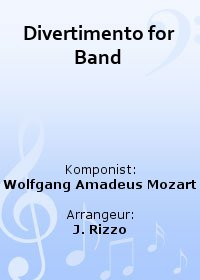 Divertimento for Band