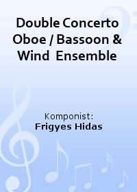 Double Concerto Oboe / Bassoon & Wind  Ensemble