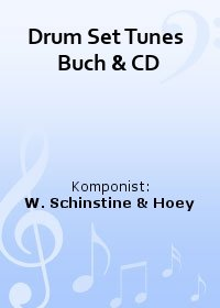 Drum Set Tunes  Buch & CD