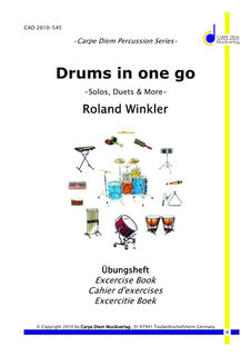 Drums in One Go - Solos, Duets & More