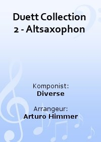 Duett Collection 2 - Altsaxophon