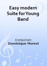 Easy modern Suite for Young Band