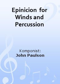 Epinicion  for Winds and Percussion