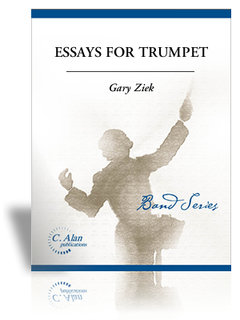 Essays for Trumpet & Wind Band