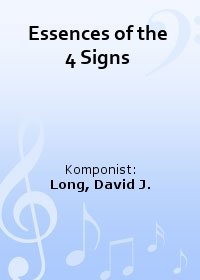 Essences of the 4 Signs