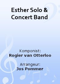 Esther Solo & Concert Band