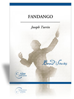 Fandango - for Solo-Trumpet and Solo-Trombone wirh Winds