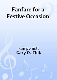 Fanfare for a Festive Occasion
