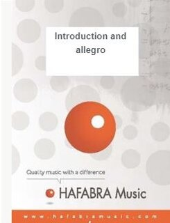 FANFARE: Introduction and allegro