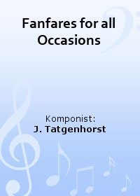 Fanfares for all Occasions