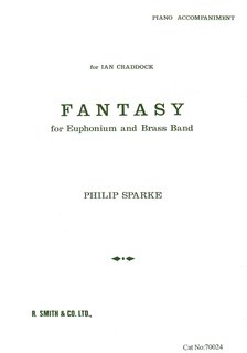 Fantasy (for Euphonium and Piano)