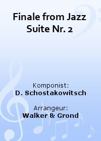 Finale from Jazz Suite Nr. 2