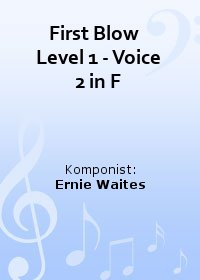 First Blow   Level 1 - Voice 2 in F