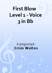 First Blow   Level 1 - Voice 3 in Bb
