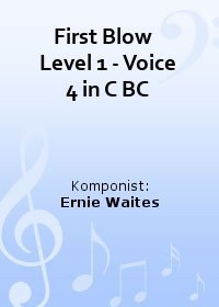 First Blow   Level 1 - Voice 4 in C BC