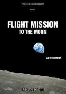 Flight Mission To The Moon