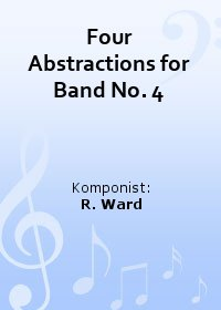 Four Abstractions for Band No. 4