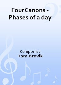 Four Canons - Phases of a day