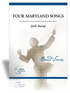 Four Maryland Songs (Voice with band)