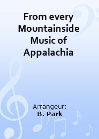 From every Mountainside Music of Appalachia