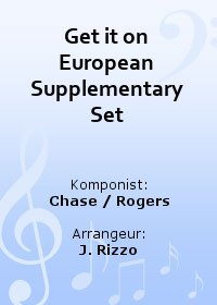 Get it on European Supplementary Set