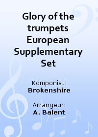 Glory of the trumpets European Supplementary Set