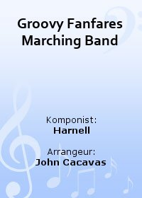 Groovy Fanfares Marching Band