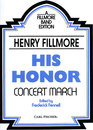 His Honor  Concert March
