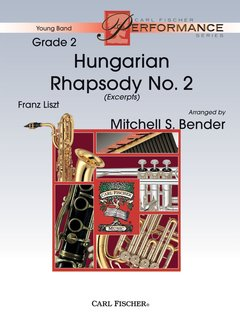 Hungarian Rhapsody Nr. 2 Excerpts