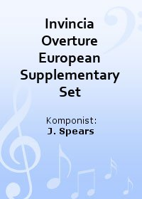Invincia Overture European Supplementary Set