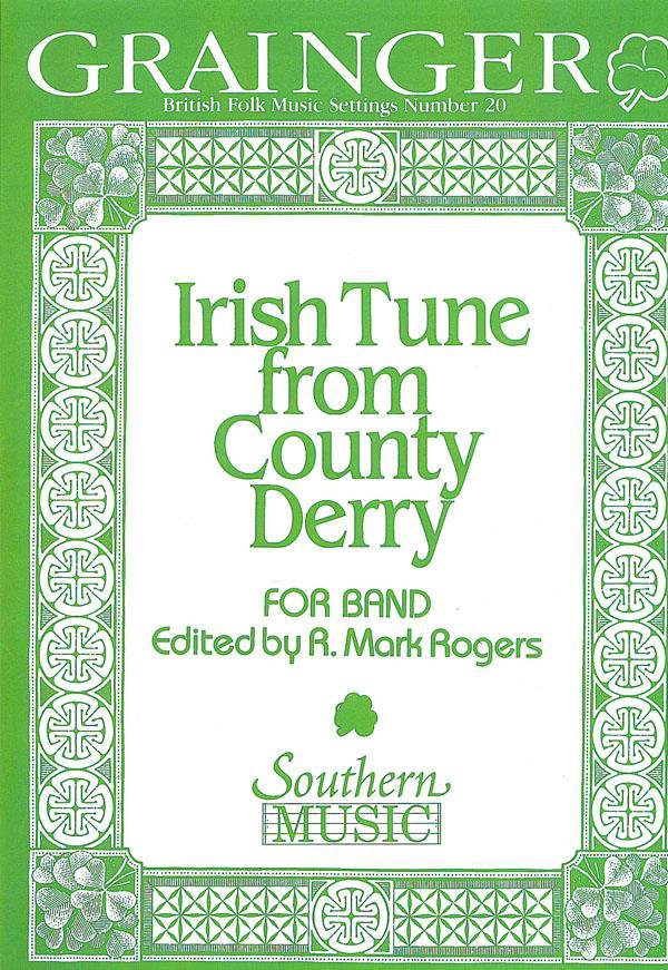 Irish tune from county derry | Noten - Konzertwerke | Percy Aldridge ...
