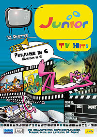 Junior TV Duett-Hits/Posaune, Bariton