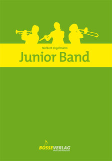 Juniorband Band 1 - Klarinette in Bb