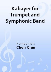 Kabayer for Trumpet and Symphonic Band