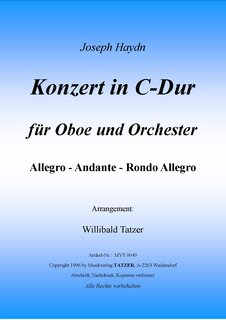 Konzert in C Dur