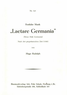 Laetare Germania