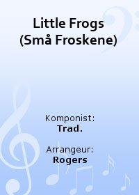 Little Frogs (Små Froskene)