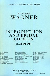 Lohengrin (Intro and Bridal Chorus)