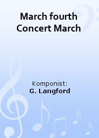 March fourth Concert March