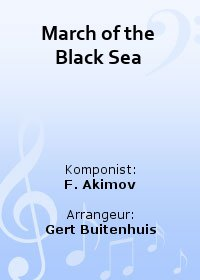 March of the Black Sea