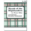 March of the Highlanders