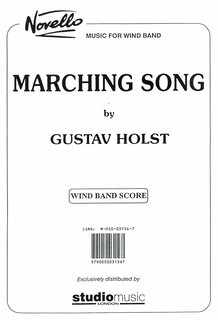 Marching Song Wind Band Set