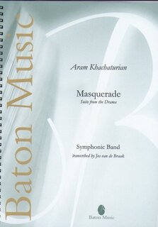Masquerade - Suite from the Drama