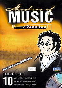 Masters Of Music - Franz Schubert/Flöte