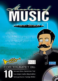 Masters Of Music - Johann Strauss jun./Tompete