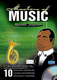 Masters Of Music - Scott Joplin/Bariton Bb, Horn