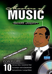 Masters Of Music - Scott Joplin/Flöte