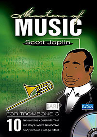 Masters Of Music - Scott Joplin/Posaune, Tuba
